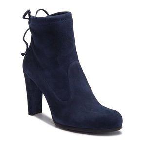 [ nib ] Stuart Weitzman Glove Suede Boots